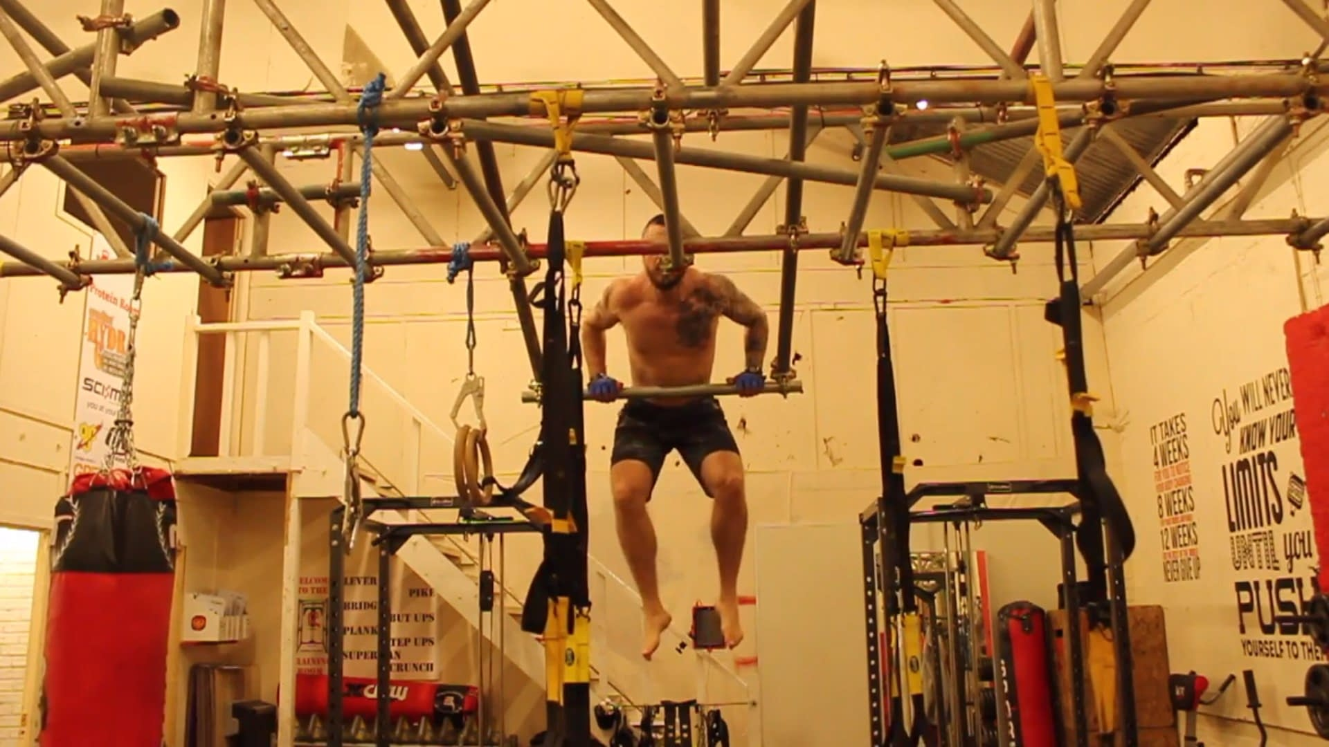 Rob Seaward - Muscle Up