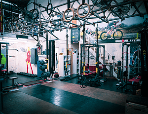 Be Awesome Fitness Gym