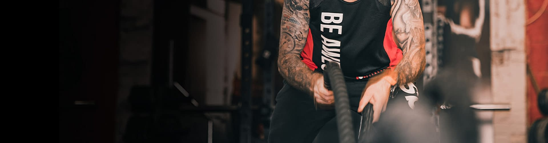 Be-Awesome-fitness-Instructor rob seaward battle ropes